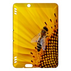 Sun Flower Bees Summer Garden Kindle Fire HDX Hardshell Case