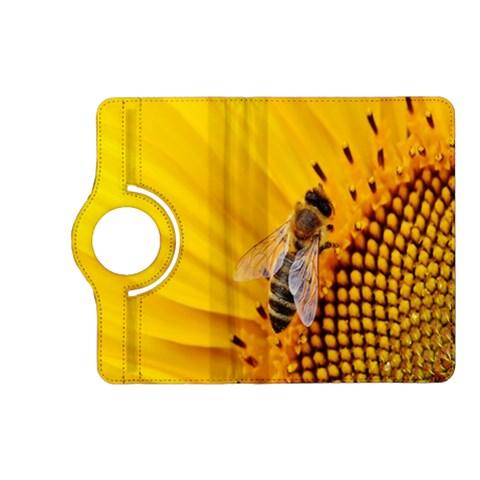 Sun Flower Bees Summer Garden Kindle Fire HD (2013) Flip 360 Case