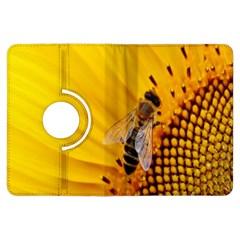 Sun Flower Bees Summer Garden Kindle Fire HDX Flip 360 Case