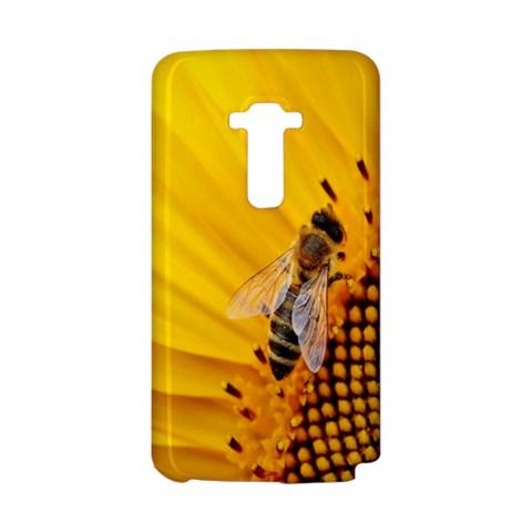 Sun Flower Bees Summer Garden LG G Flex