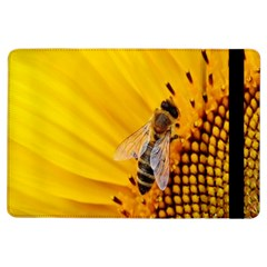 Sun Flower Bees Summer Garden iPad Air Flip