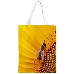 Sun Flower Bees Summer Garden Classic Light Tote Bag