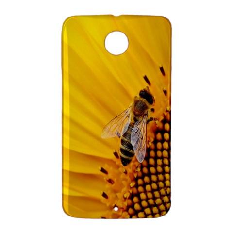 Sun Flower Bees Summer Garden Nexus 6 Case (White)