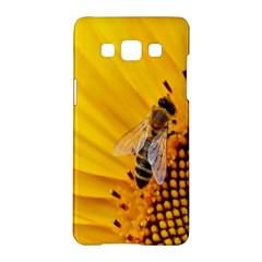Sun Flower Bees Summer Garden Samsung Galaxy A5 Hardshell Case