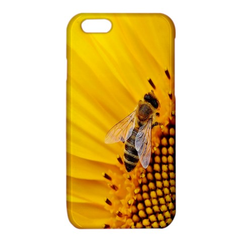 Sun Flower Bees Summer Garden iPhone 6/6S TPU Case