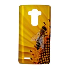 Sun Flower Bees Summer Garden LG G4 Hardshell Case