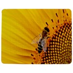 Sun Flower Bees Summer Garden Jigsaw Puzzle Photo Stand (Rectangular) Front