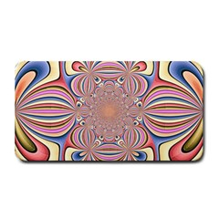 Pastel Shades Ornamental Flower Medium Bar Mats