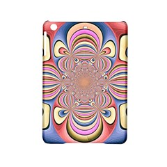 Pastel Shades Ornamental Flower Ipad Mini 2 Hardshell Cases