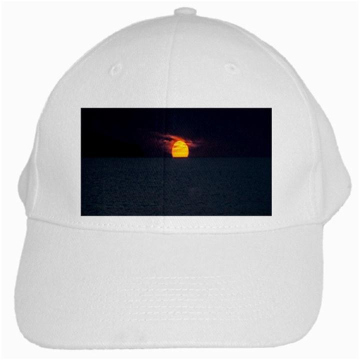 Sunset Ocean Azores Portugal Sol White Cap