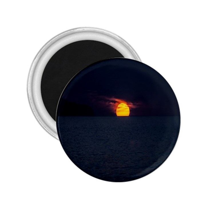 Sunset Ocean Azores Portugal Sol 2.25  Magnets