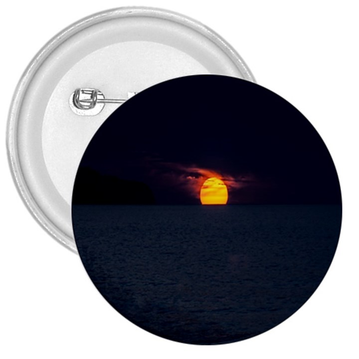 Sunset Ocean Azores Portugal Sol 3  Buttons
