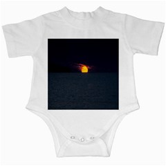 Sunset Ocean Azores Portugal Sol Infant Creepers