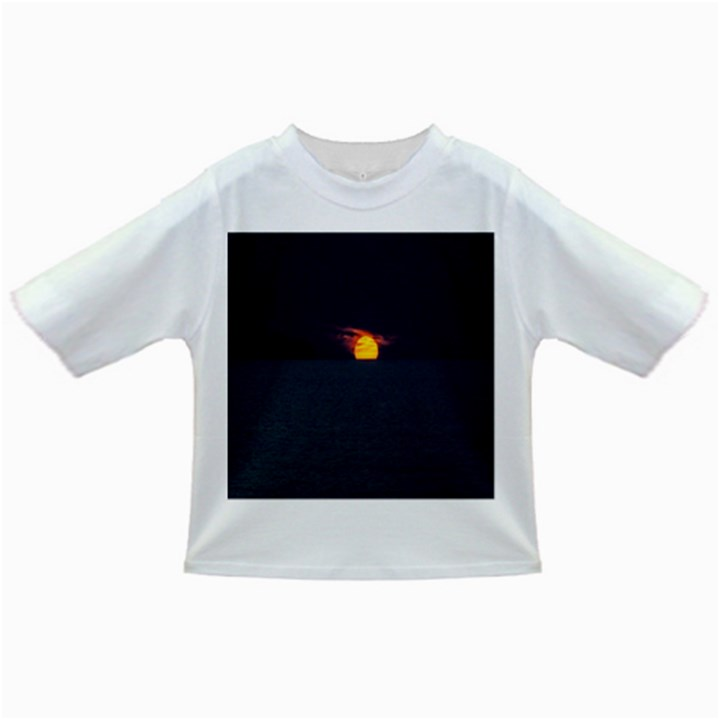 Sunset Ocean Azores Portugal Sol Infant/Toddler T-Shirts