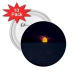 Sunset Ocean Azores Portugal Sol 2.25  Buttons (10 pack)  Front