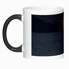 Sunset Ocean Azores Portugal Sol Morph Mugs