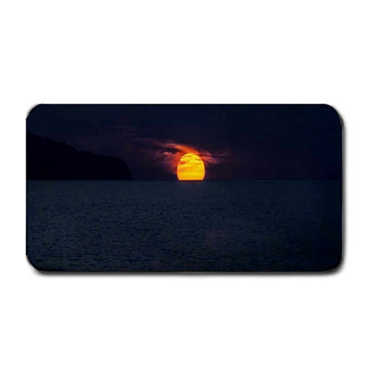 Sunset Ocean Azores Portugal Sol Medium Bar Mats