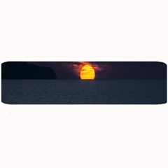 Sunset Ocean Azores Portugal Sol Large Bar Mats