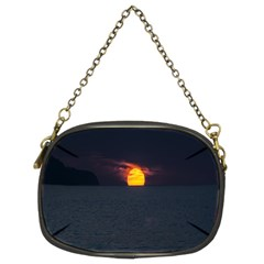 Sunset Ocean Azores Portugal Sol Chain Purses (Two Sides)