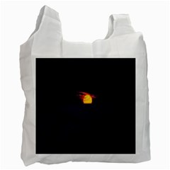 Sunset Ocean Azores Portugal Sol Recycle Bag (One Side)