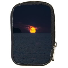 Sunset Ocean Azores Portugal Sol Compact Camera Cases