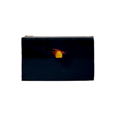 Sunset Ocean Azores Portugal Sol Cosmetic Bag (Small)