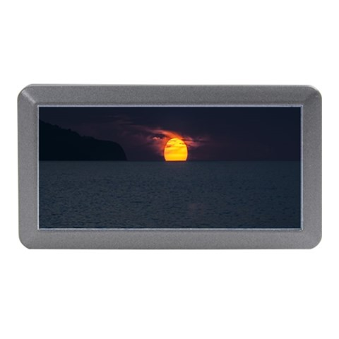 Sunset Ocean Azores Portugal Sol Memory Card Reader (Mini)