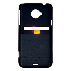Sunset Ocean Azores Portugal Sol HTC Evo 4G LTE Hardshell Case