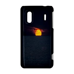 Sunset Ocean Azores Portugal Sol HTC Evo Design 4G/ Hero S Hardshell Case