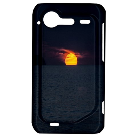 Sunset Ocean Azores Portugal Sol HTC Incredible S Hardshell Case