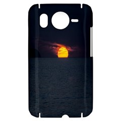 Sunset Ocean Azores Portugal Sol HTC Desire HD Hardshell Case