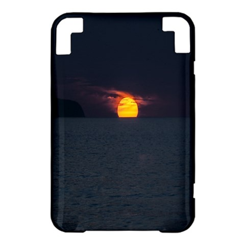 Sunset Ocean Azores Portugal Sol Kindle 3 Keyboard 3G