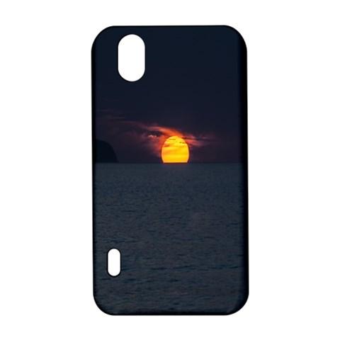 Sunset Ocean Azores Portugal Sol LG Optimus P970