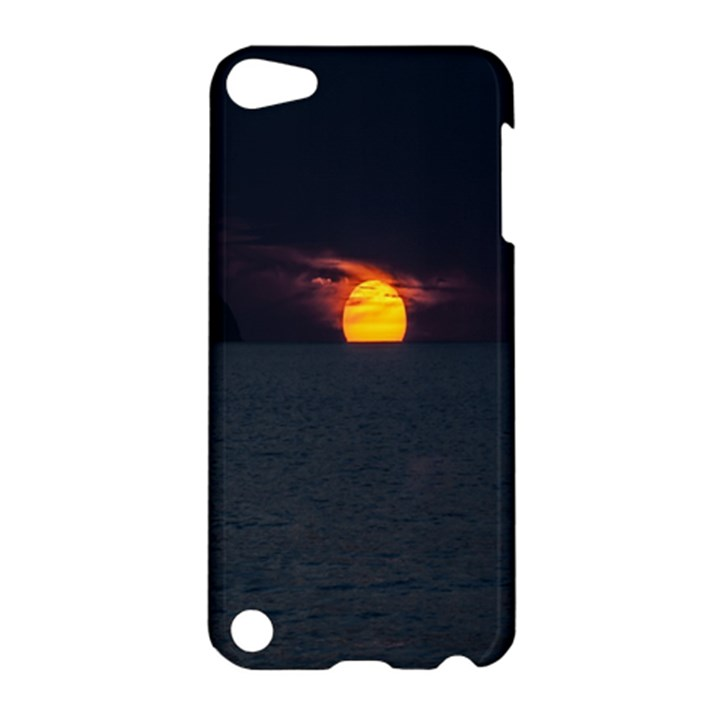 Sunset Ocean Azores Portugal Sol Apple iPod Touch 5 Hardshell Case