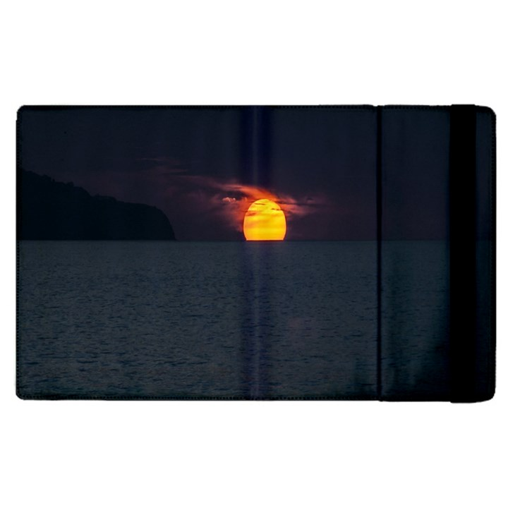 Sunset Ocean Azores Portugal Sol Apple iPad 2 Flip Case
