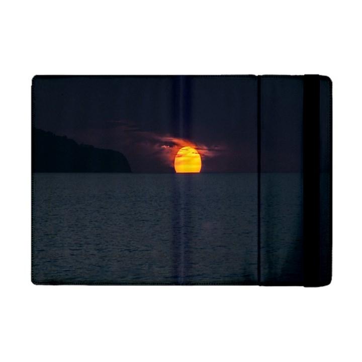 Sunset Ocean Azores Portugal Sol Apple iPad Mini Flip Case