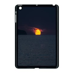 Sunset Ocean Azores Portugal Sol Apple iPad Mini Case (Black)