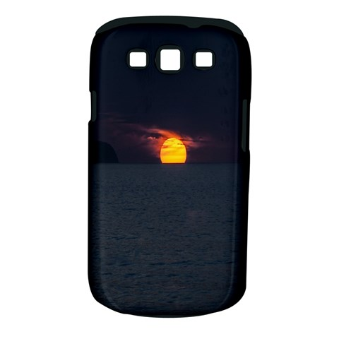 Sunset Ocean Azores Portugal Sol Samsung Galaxy S III Classic Hardshell Case (PC+Silicone)
