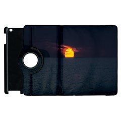 Sunset Ocean Azores Portugal Sol Apple iPad 2 Flip 360 Case