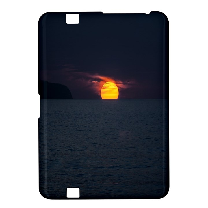 Sunset Ocean Azores Portugal Sol Kindle Fire HD 8.9