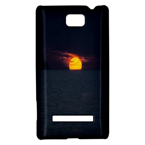 Sunset Ocean Azores Portugal Sol HTC 8S Hardshell Case