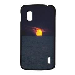 Sunset Ocean Azores Portugal Sol LG Nexus 4