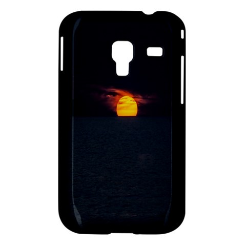 Sunset Ocean Azores Portugal Sol Samsung Galaxy Ace Plus S7500 Hardshell Case