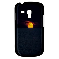 Sunset Ocean Azores Portugal Sol Samsung Galaxy S3 MINI I8190 Hardshell Case