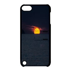 Sunset Ocean Azores Portugal Sol Apple iPod Touch 5 Hardshell Case with Stand