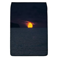 Sunset Ocean Azores Portugal Sol Flap Covers (L)