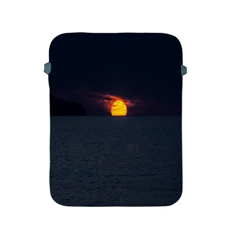 Sunset Ocean Azores Portugal Sol Apple iPad 2/3/4 Protective Soft Cases