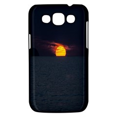 Sunset Ocean Azores Portugal Sol Samsung Galaxy Win I8550 Hardshell Case