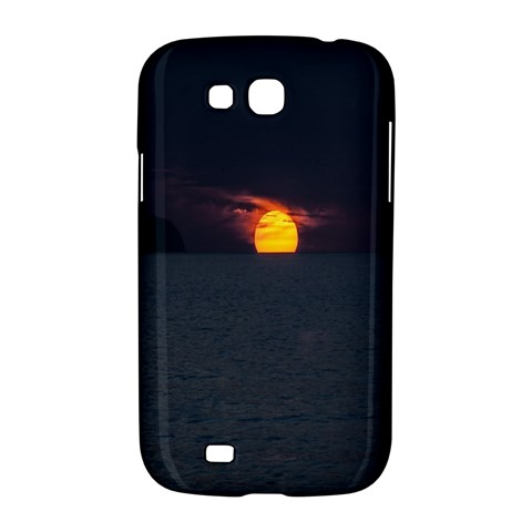 Sunset Ocean Azores Portugal Sol Samsung Galaxy Grand GT-I9128 Hardshell Case