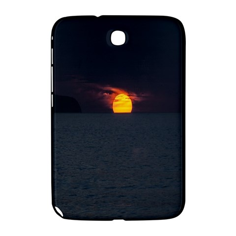 Sunset Ocean Azores Portugal Sol Samsung Galaxy Note 8.0 N5100 Hardshell Case